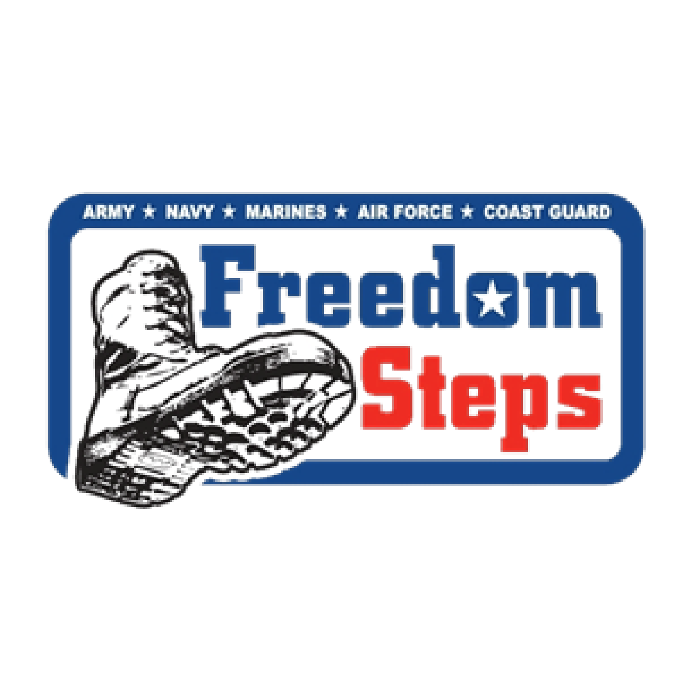 Freedom Steps Logo