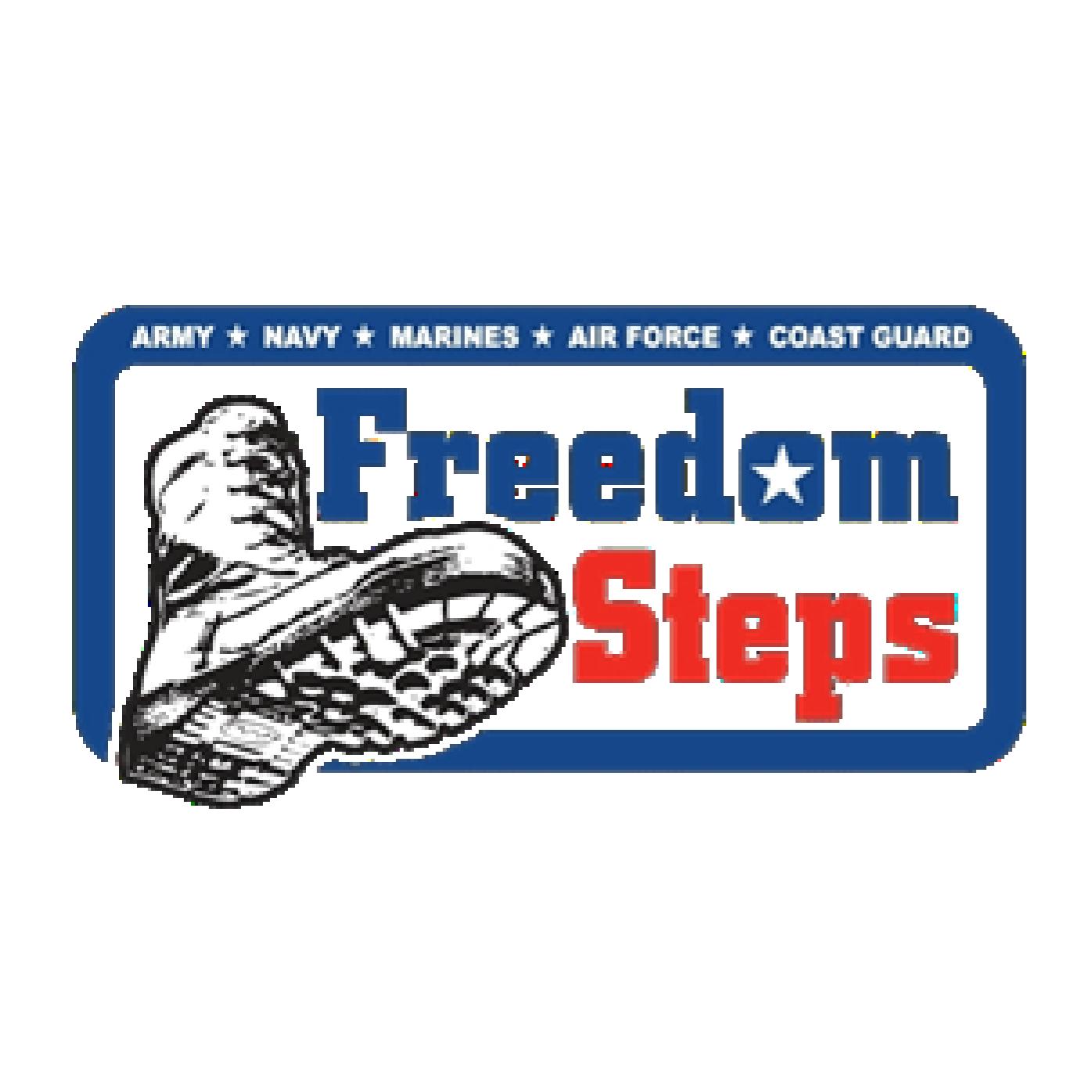 Freedom Steps Logo