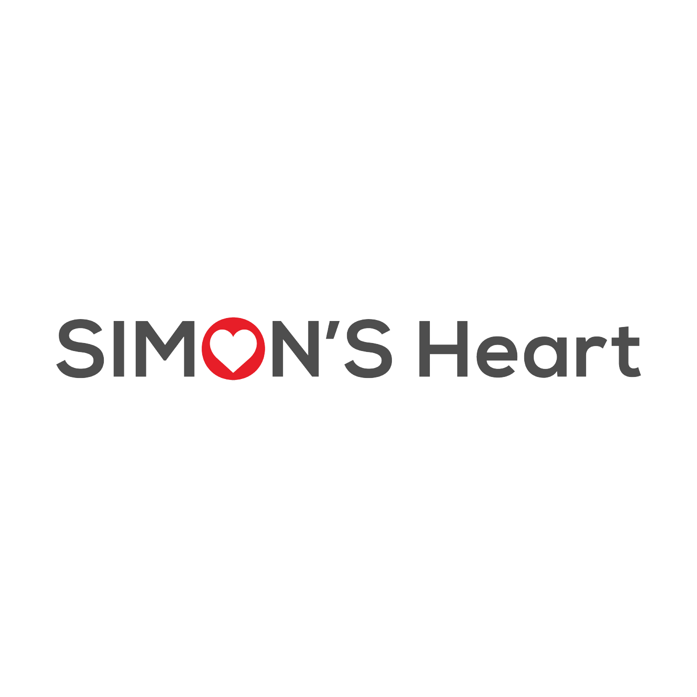 Simon's Heart Logo