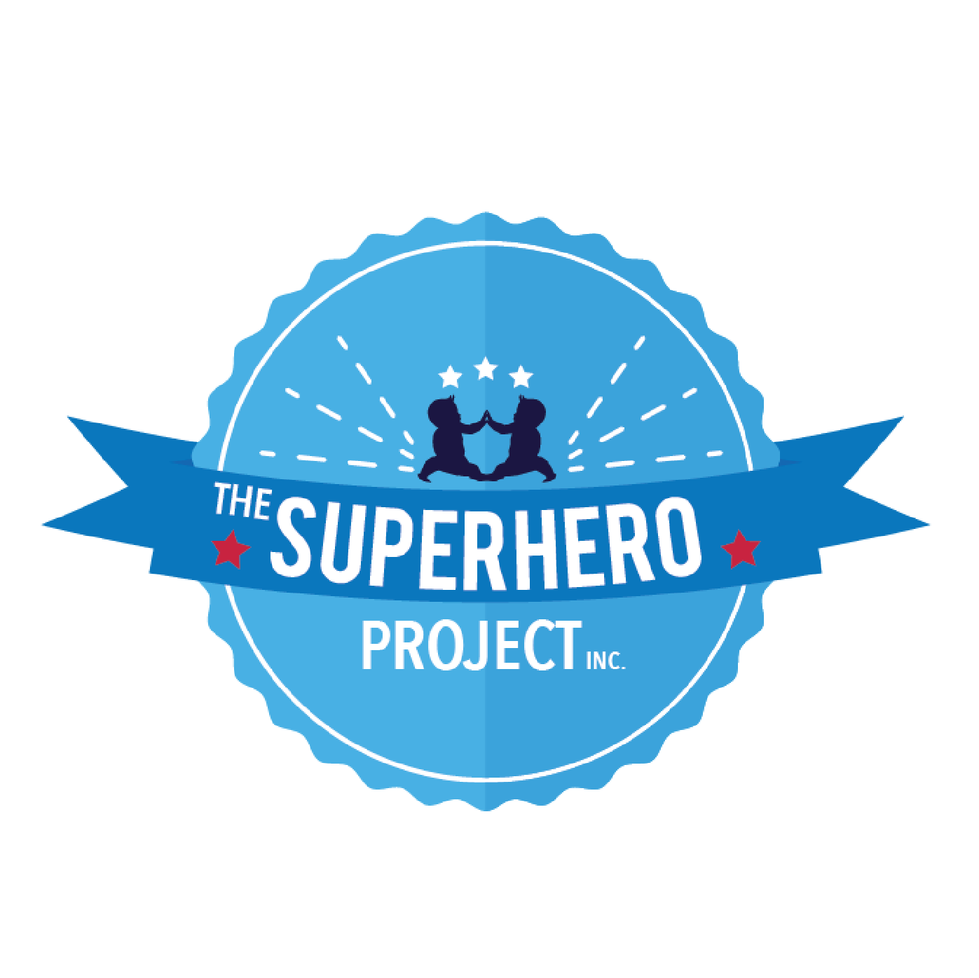 The Superhero Project Logo
