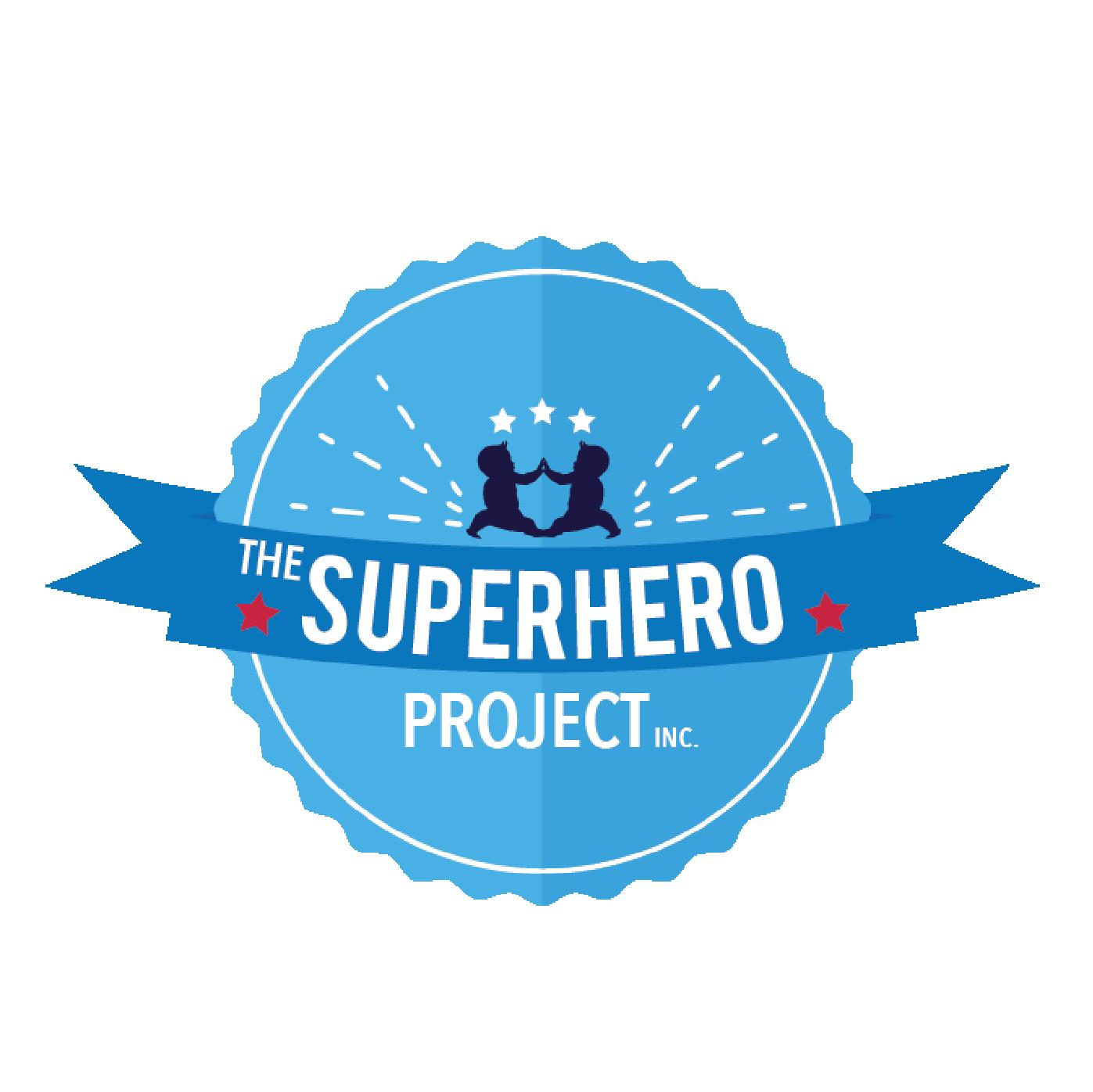 The Superhero Project Logo