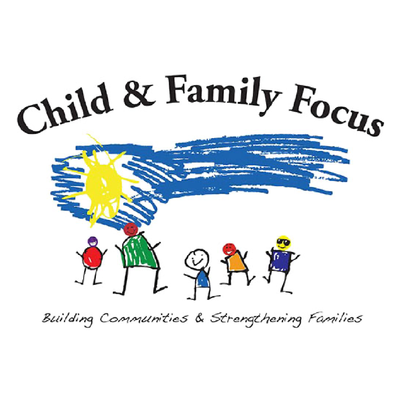 Child & Family Focus Logo